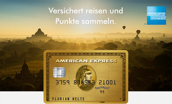 American Express Gold Cards